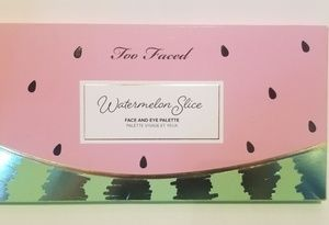 Too Faced LE Watermelon Slice Face & Eye Palette